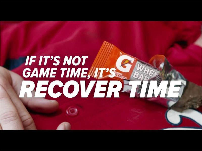 Gatorade : Recover Time