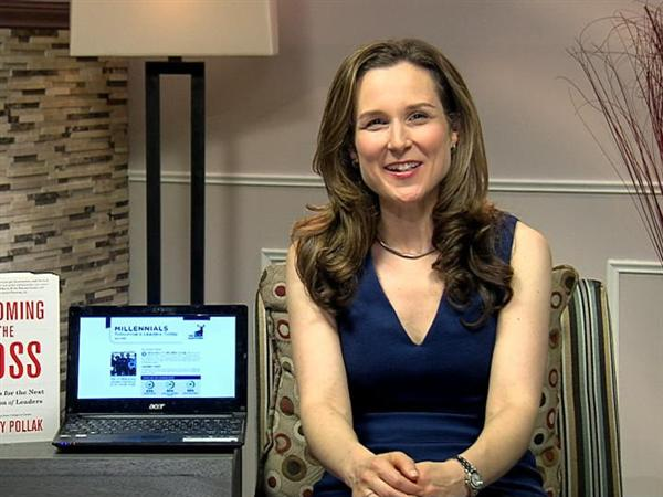 Lindsey Pollak, Millennials Workplace Expert and New York Times Best-Selling Author