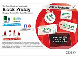IBM Digital Analytics Benchmark: Black Friday Shopping Trends of the Digital Consumer