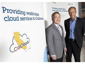 California Department of Technology and IBM Announce CalCloud