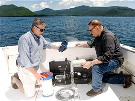 "Internet of Things Technology Turning New York's Lake George into ""World's Smartest Lake"""