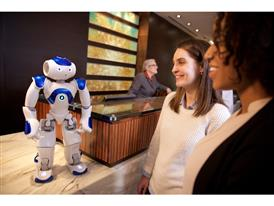 """Hilton and IBM Pilot """"Connie,""""The World's First Watson-Enabled Hotel Concierge"""