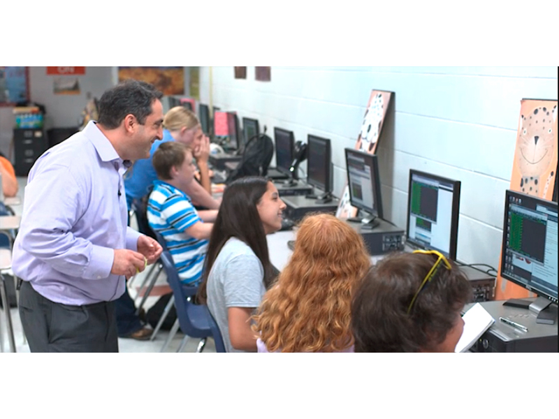 Image : IBM Engages Students With Premiere of Master the Mainframe World Championship