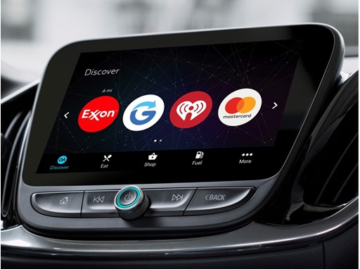 Image : IBM and GM Introduce Onstar Go