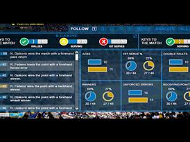 IBM and USTA Captivate Tennis Fans with Immersive Second Screen Experience