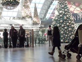 B-roll for online holiday shopping from IBM