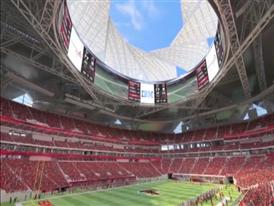 New Atlanta Stadium  to Showcase Next Generation Fan Experience with IBM Technology