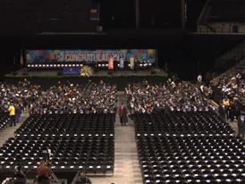 Graduation at Barclay's Center