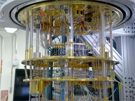 IBM Quantum Computing in the Cloud Broll