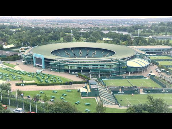 IBM at Wimbledon 2012 (B-Roll)