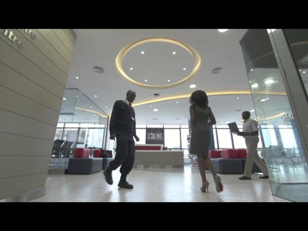 B-Roll Package of new Kenya IBM Innovation Center