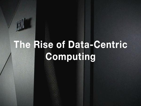 The Rise of Data-Centric Computing