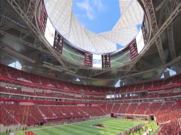 New Atlanta Stadium  to Showcase Next Generation Fan Experience with IBM Technology
