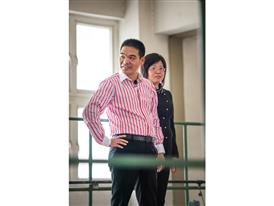 Weizhong Yang is the general manager of SHA Different