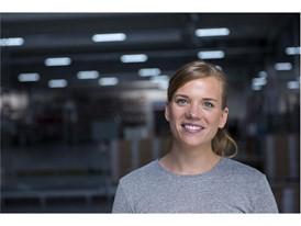 Anna Granath, product developer at IKEA.