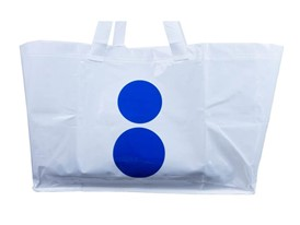 IKEA x colette FRAKTA bag 2