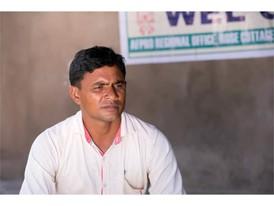 Prahad Bhai Patel, cotton farmer.