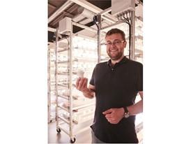 IKEA Test Lab, Test Engineer, Michal Pinczakowski