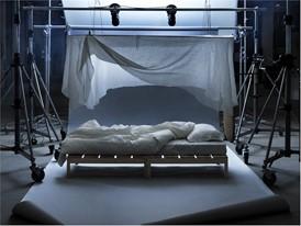 HJÄRTELIG bed