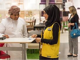IKEA co-worker