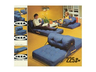 IKEA catalogue cover 1973