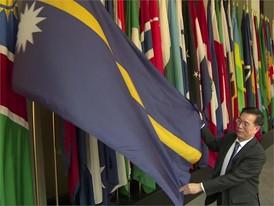 Nauru Joins the IMF as 189th Member - B-roll
