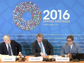"IMF: Euro Area Facing ""Lackluster Medium-term Outlook"""