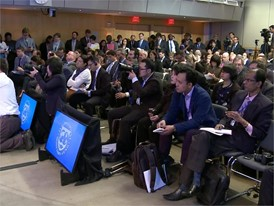 IMF's Lagarde Calls for Inclusive Global Growth, Trade