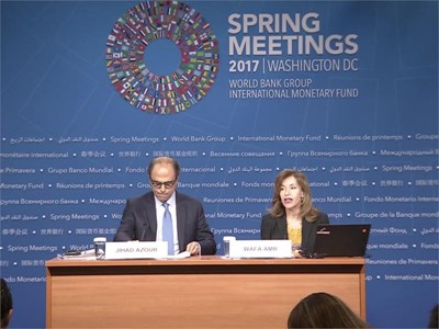 IMF: Middle East Gains Breathing Space; Some Threats Remain