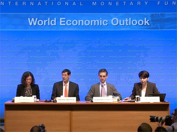 Press Briefing: World Economic Outlook, April 2016