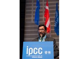 Dr. Pachauri Chair IPCC