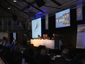 IPCC 'Working Group I' presenting the Physical Science. Press conference, Stockholm, Sweden (September 28 2013)