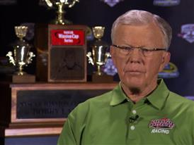 Keeping Up with Joe Gibbs!
