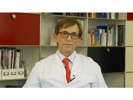 Roger Stupp, M.D., of University Hospital Zurich and the University of Zurich