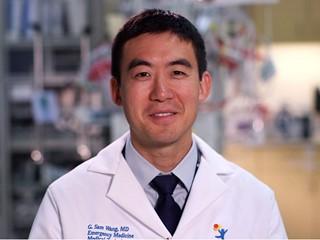 G. Sam Wang, M.D., - Children's Hospital Colorado