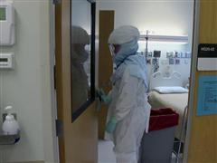 Researchers Examine Effect of Experimental Ebola Vaccine After High-Risk Exposure