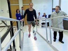 Powering the Next Generation of Prosthetic Legs with a New Control System