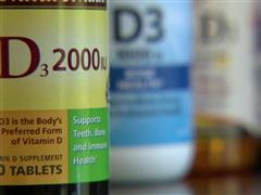 Low Vitamin D Associated with Faster Decline in Cognitive Function