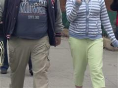 U.S. Obesity Rates Increase for Women, But Not Men