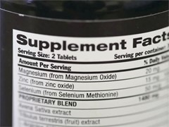 Research Shows Little Benefit for Dietary Supplements, but Industry Continues to Boom