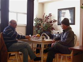 B-Roll: Rent Supplements and Mental Health Support Improve Housing Stability for Homeless Adults