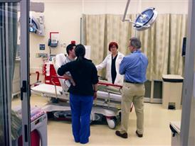 B-Roll: Emergency Department Intervention Improves Rate of Treatment for Opioid Dependence