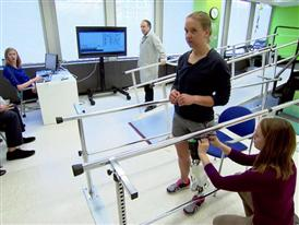 B-Roll: Powering the Next Generation of Prosthetic Legs with a New Control System