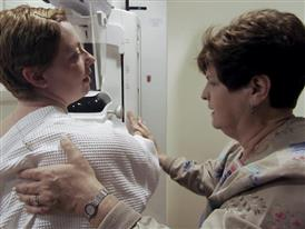 Slated Version: New Guideline Recommends Later Age for First Screening Mammogram for Women with Average Breast Cancer