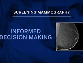 Graphic: New Guideline Recommends Later Age for First Screening Mammogram for Women with Average Breast Cancer Risk