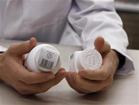 B-Roll: Therapeutic Substitution Could Help Lower Prescription Drug Costs