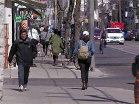 Rates of Obesity and Diabetes Lower in More Walkable Neighborhoods