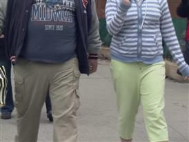 Slated Version: U.S. Obesity Rates Increase for Women, But Not Men