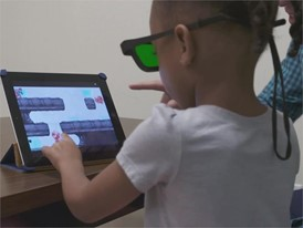 Edited Package: Can an iPad Game Help Treat Lazy Eye in Children?