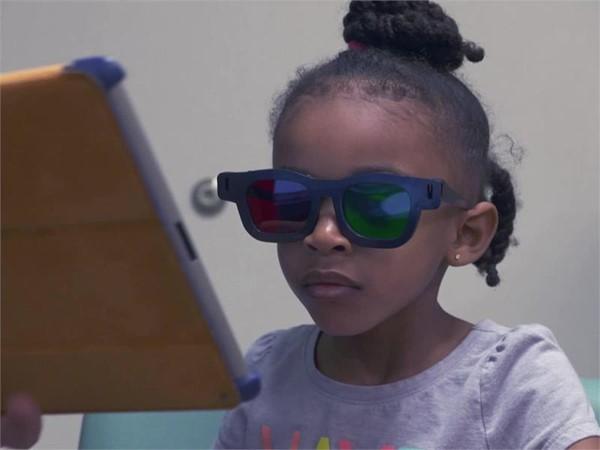 B-Roll: Can an iPad Game Help Treat Lazy Eye in Children?